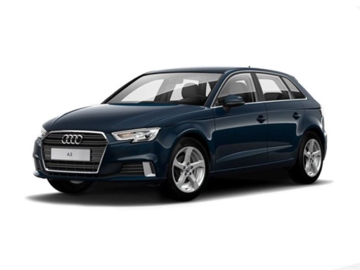 Lease a Audi A3 30 Tfsi 116 SE Technik 5dr Manual Sportback