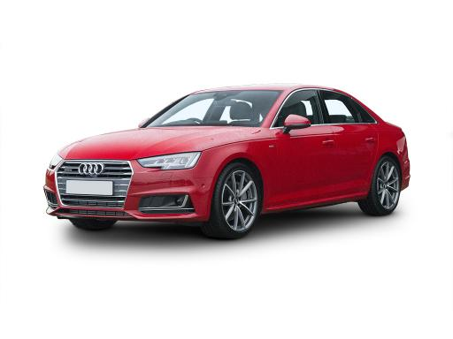 Lease a Audi A4 35 TFsi Black Edition 4dr Manual Saloon