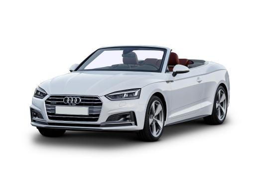 Lease a Audi A5 40 TFsi S-Line 2dr S-Tronic Cabriolet