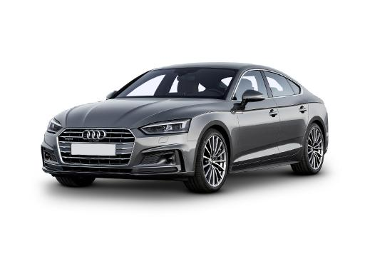 Lease a Audi A5 30 TFsi Black Edition 5dr S-Tronic Sportback