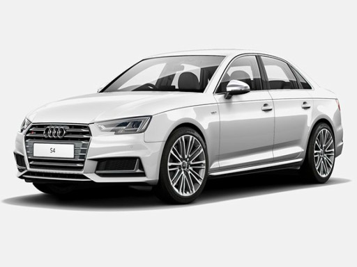Lease a Audi S4 3.0 V6 TFSi Quattro 4dr Tiptronic Saloon