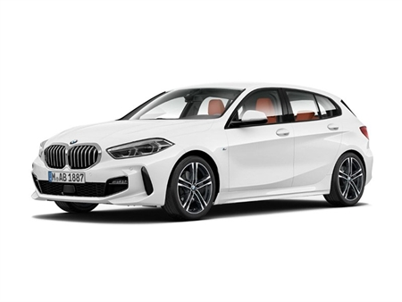 Lease a BMW 118i M Sport 5dr Auto Hatchback