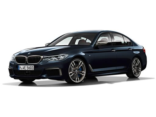 NEW BMW 520d M Sport 4dr Auto Saloon lease
