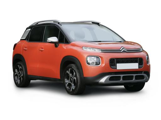 Citroen C3 Aircross Puretech 82 Flair 5dr Manual SUV lease