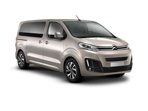 Lease a Citroen Space Tourer Blue Hdi 120 M Business 5dr 8 Seater MPV