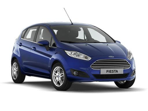 Ford Fiesta 1.0T 125 ST-Line 5dr Manual Hatchback lease