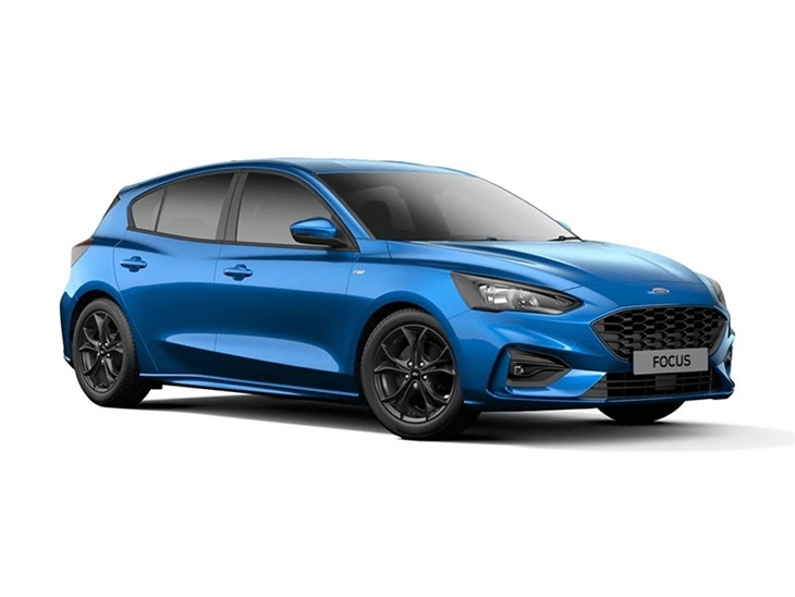 Lease a Ford Focus 1.0T 155 ST-Line Edition 5dr Auto Hatchback