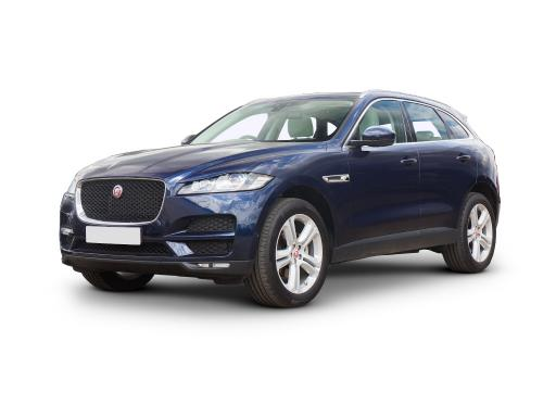 Jaguar F-Pace 2.0d 163 Prestige 5dr Manual SUV lease
