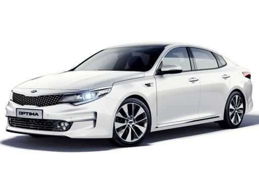 Kia Optima Saloon