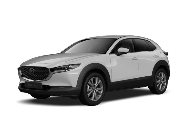 Mazda CX-30 2.0 Skyact-G MHEV 122 SEL 5dr Manual SUV lease