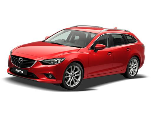 Mazda 6 2.0 SkyActiv-G 145 SEL Lux Nav Plus 5dr Manual Estate lease
