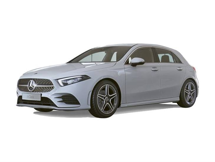 Mercedes A200p AMG Line 5dr Manual Hatchback lease