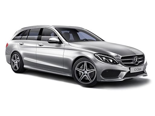 Lease a Mercedes C200p AMG Line 5dr Auto Estate