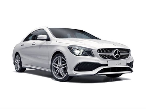 Lease a Mercedes CLA 180p AMG Line Edition 4dr Manual Coupe