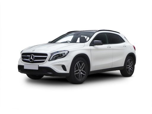 Lease a Mercedes GLA 200d Sport 5dr Manual SUV