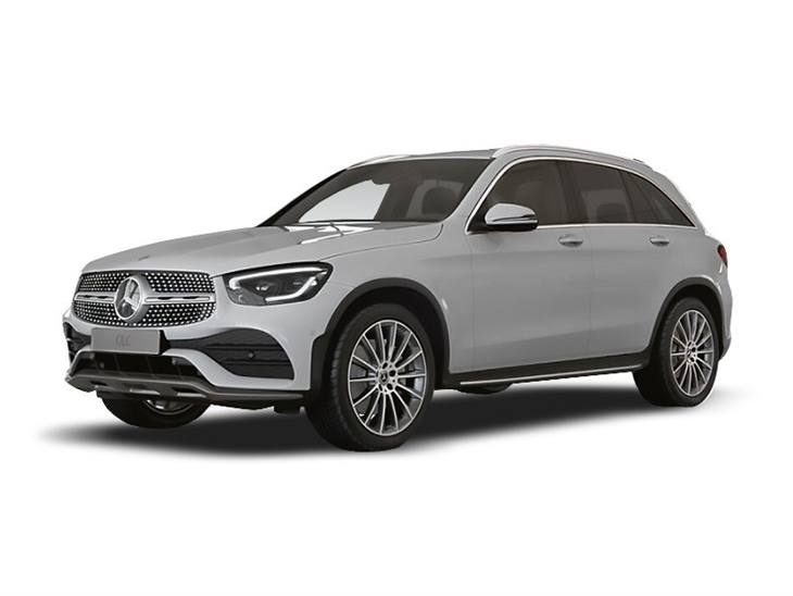 Lease a Mercedes GLC 220d 4 Matic AMG Line 5dr Auto SUV
