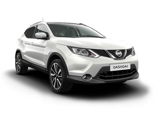 Lease a Nissan Qashqai 1.5 Dci Acenta 5dr Manual SUV