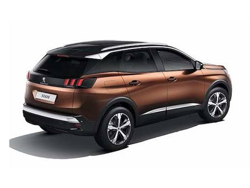 peugeot 3008 crossover car leasing vehicle lease management. Black Bedroom Furniture Sets. Home Design Ideas