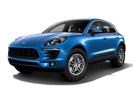 Porsche Macan Suv Car Leasing Vehicle Lease Management