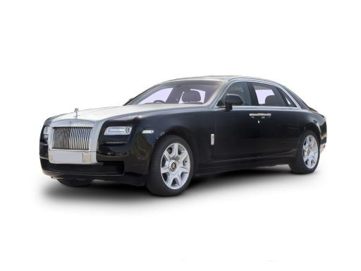 Rolls Royce Ghost Saloon