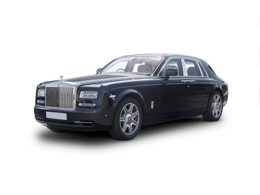 Rolls Royce Phantom Saloon
