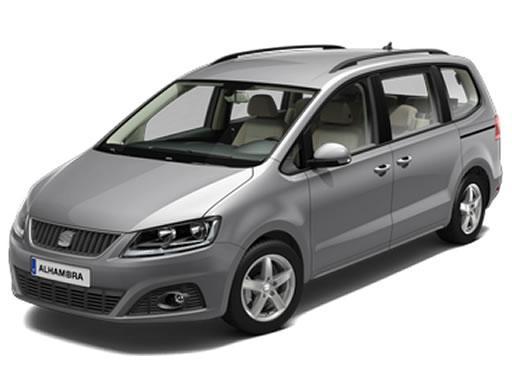 seat alhambra mpv car leasing vehicle lease management. Black Bedroom Furniture Sets. Home Design Ideas