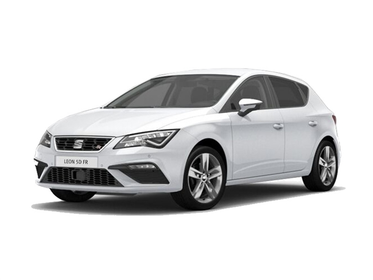 Seat Leon 2.0 Tdi 150 FR 5dr Manual Hatchback lease