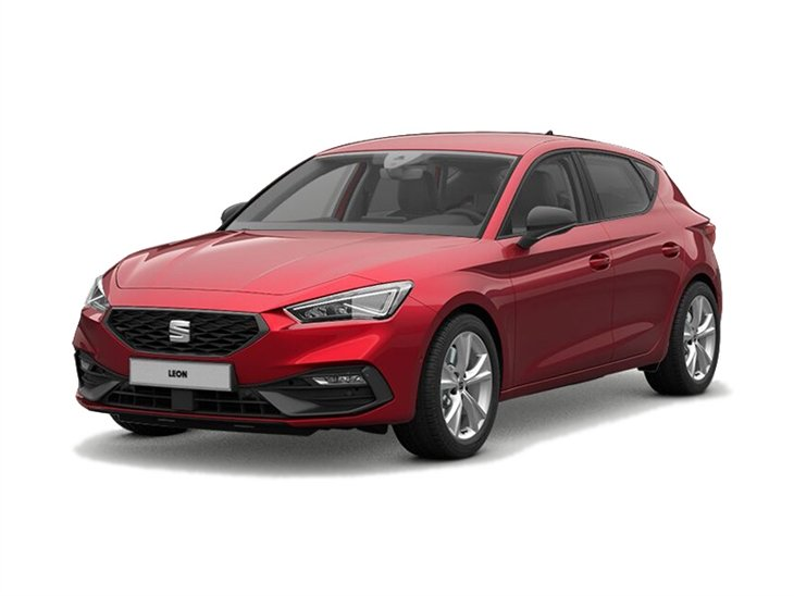 Lease a Seat Leon 1.5 Tsi 150 FR 5dr Manual Hatchback