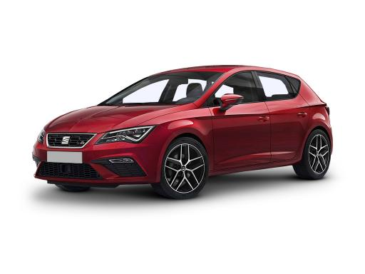 Seat Leon 1.4 Tsi 125 FR Tech 5dr Manual Hatchback lease