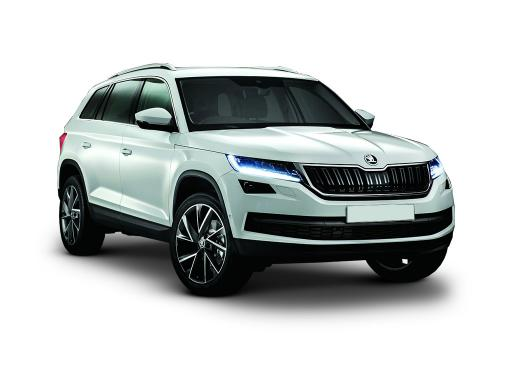 Skoda Kodiaq 2.0 Tdi 150 2WD SE Tech 5dr Manual SUV lease