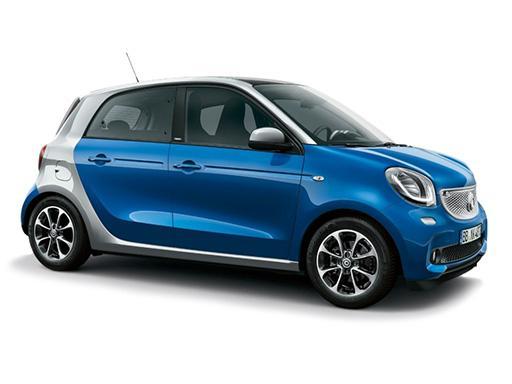 smart forfour hatchback car leasing vehicle lease management. Black Bedroom Furniture Sets. Home Design Ideas