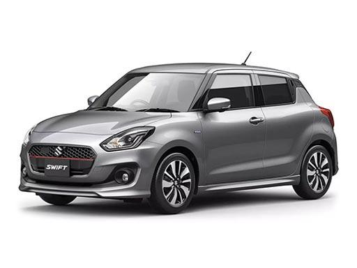 Lease a Suzuki Swift 1.2 Dualjet Hybrid SZ-T 5dr Manual Hatchback