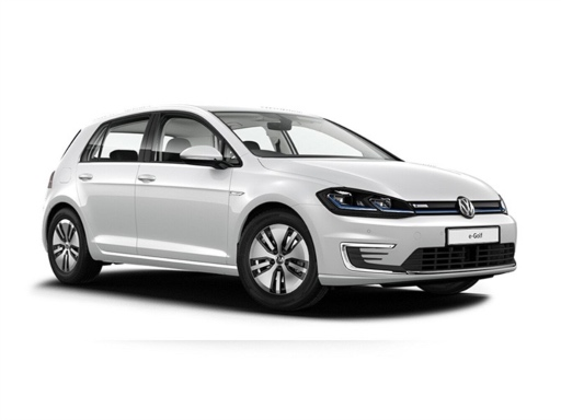 Lease a Volkswagen e-Golf 99kw 5dr Auto Hatchback