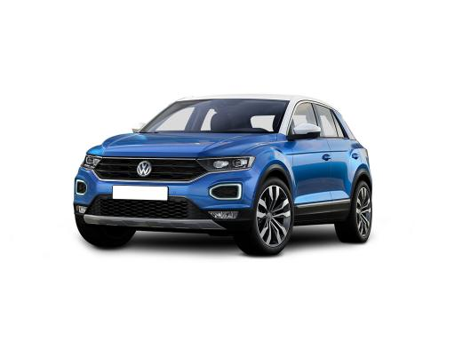 Lease a Volkswagen T-Roc 1.6 Tdi SE 5dr Manual SUV