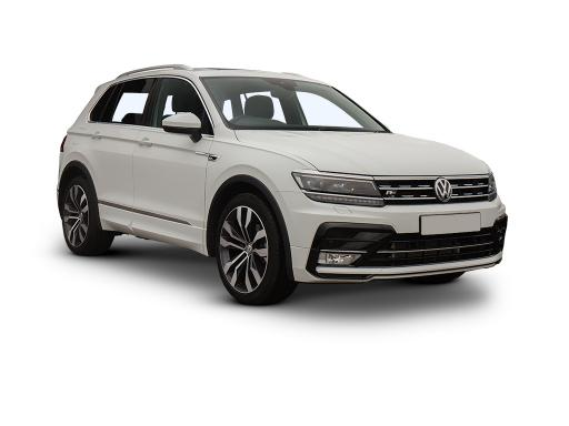 Lease a Volkswagen Tiguan 2.0 Tdi 150 Match 5dr Manual SUV