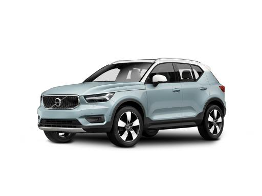 Lease a Volvo XC40 2.0 T3 156 Momentum 5dr Manual SUV