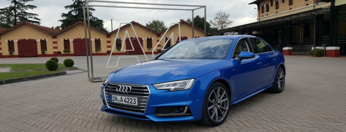Audi A4 35 TFsi Black Edition 4dr Manual Saloon lease