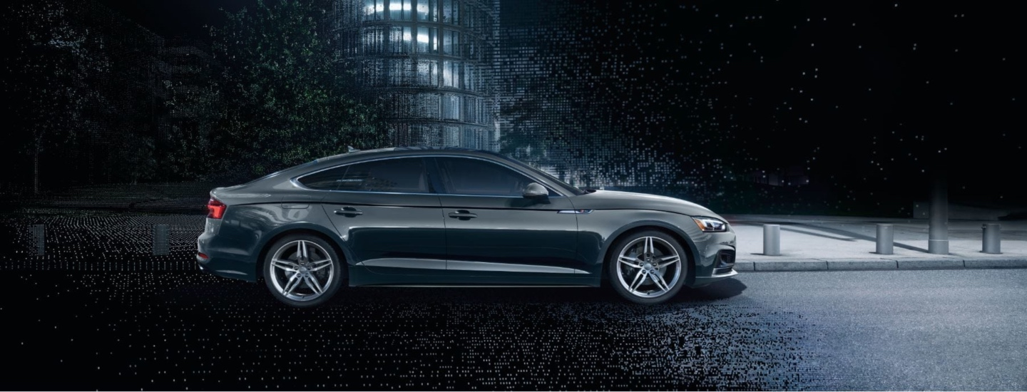 Audi A5 30 TFsi Black Edition 5dr S-Tronic Sportback lease