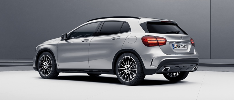 Mercedes GLA 200d Sport 5dr Manual SUV lease