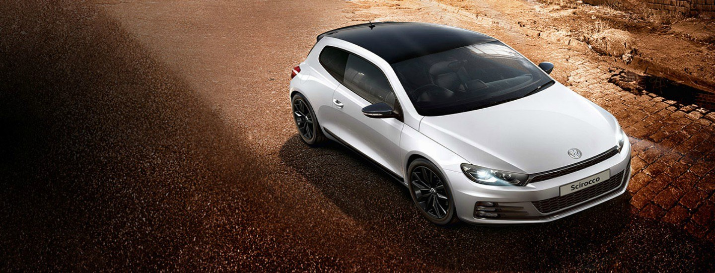 Volkswagen Scirocco 1.8 TSi 180 GT 3dr Manual Coupe lease