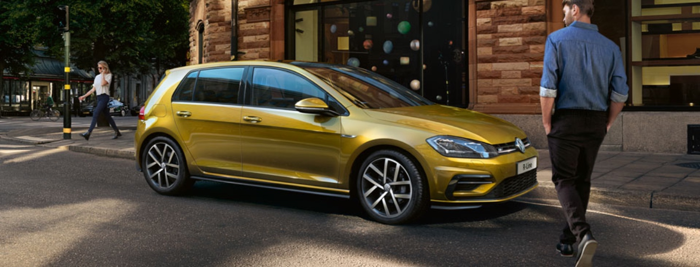 Volkswagen Golf 1.6 Tdi Match 5dr Manual Hatchback lease