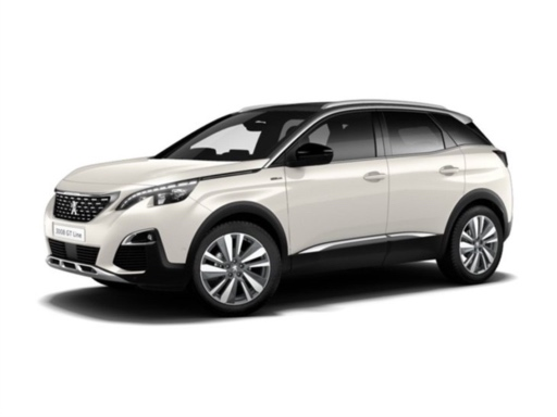lease a peugeot 3008 bluehdi 130 allure 5dr manual suv from vehicle lease management. Black Bedroom Furniture Sets. Home Design Ideas